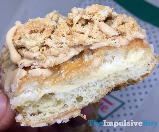 Krispy Kreme Nutter Butter Twist and Chips Ahoy Cookie Doughnuts 5