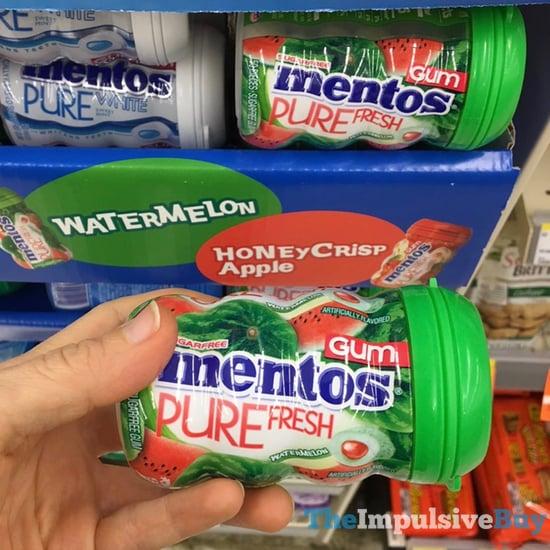 Mentos Pure Fresh Watermelon Gum