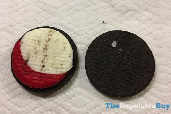 My Oreo Creation Cherry Cola Oreo Cookies 4