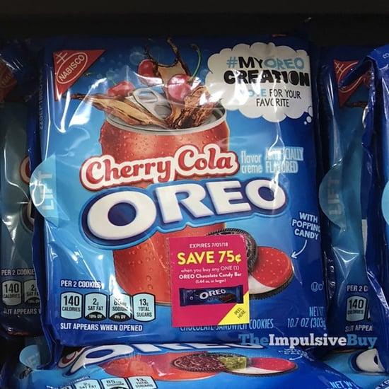 My Oreo Creation Cherry Cola Oreo Cookies