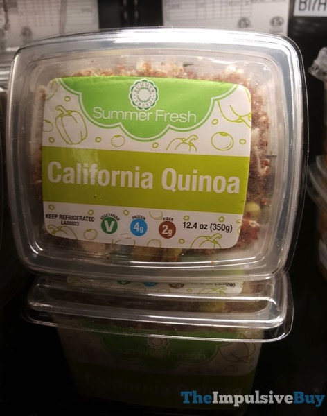 Summer Fresh California Quinoa