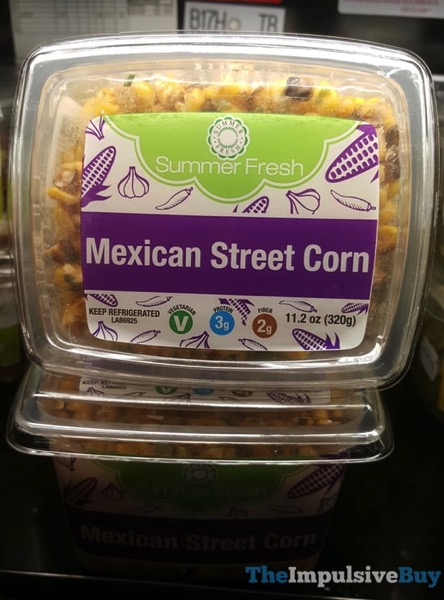 Summer Fresh Mexican Street Corn