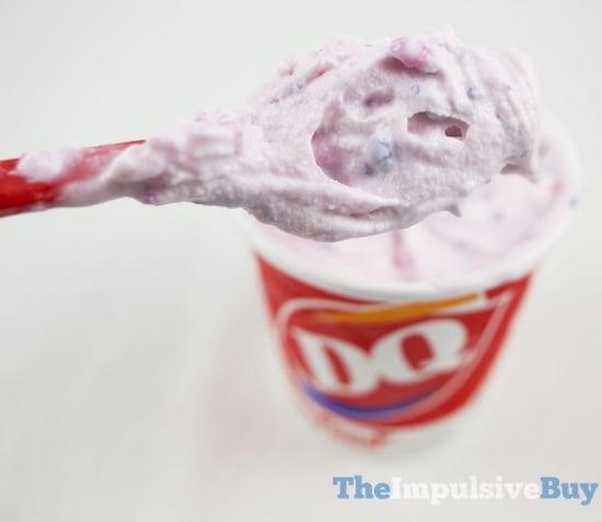 Dairy Queen Cotton Candy Blizzard 3