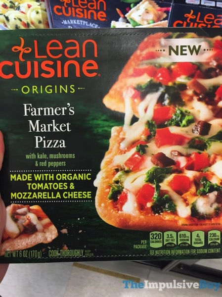 Lean Cuisine Origins Farmer s Market Pizza