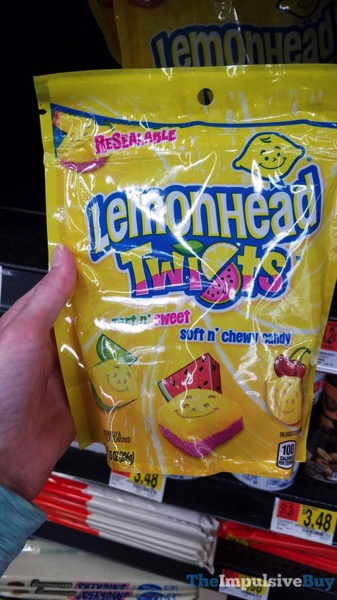 Lemonhead Twists