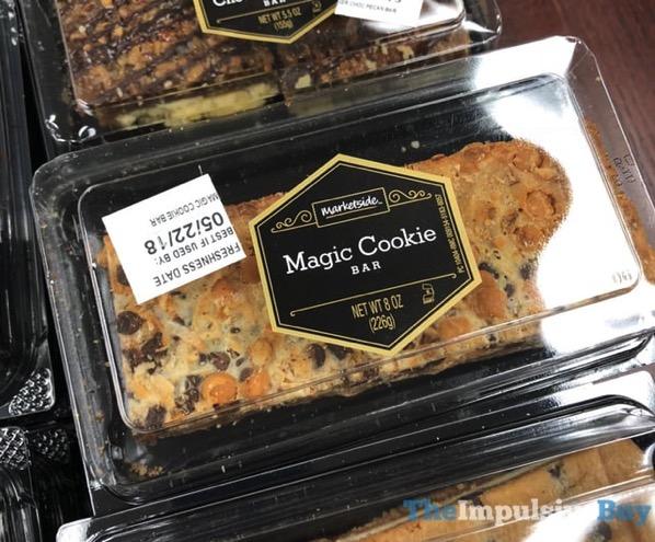 Marketside Magic Cookie Bar