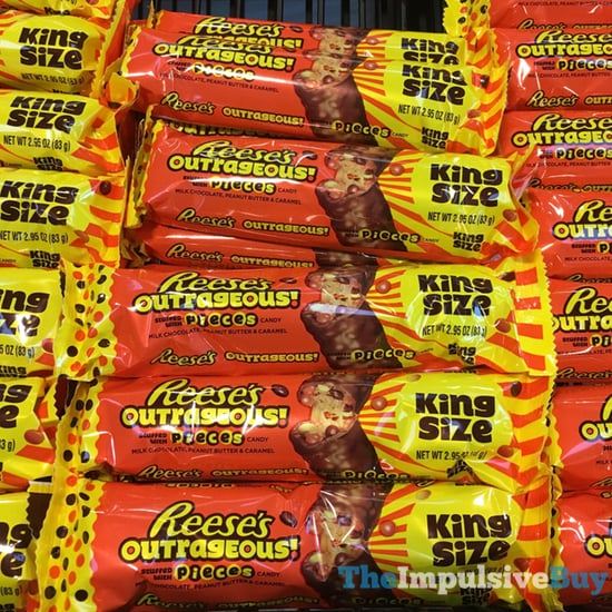 Reese s Outrageous Stuffed with Reese s Pieces Bar