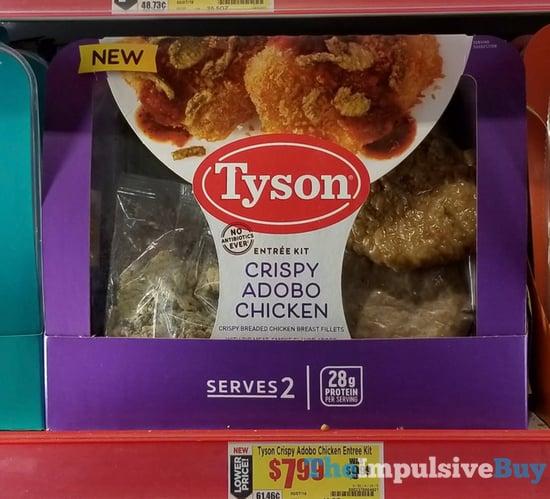 Tyson Crispy Adobo Chicken Entree Kit