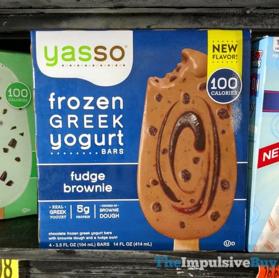 Yasso Fudge Brownie Frozen Greek Yogurt Bars