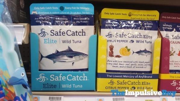 Safe Catch Elite and Citrus Pepper Wild Tuna Pouches