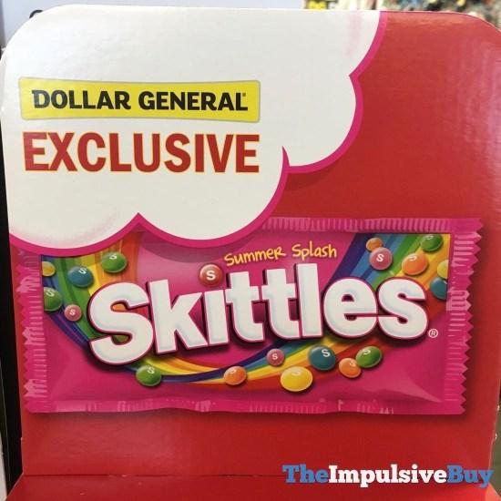 Skittles Limited Edition Summer Splash 2
