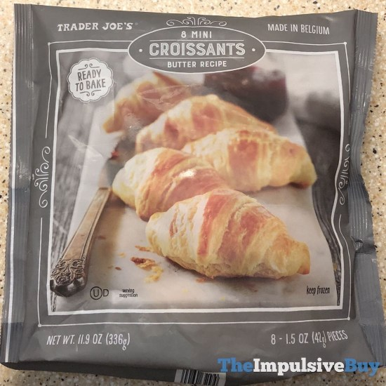 Trader Joe s 8 Mini Croissants Butter Recipe