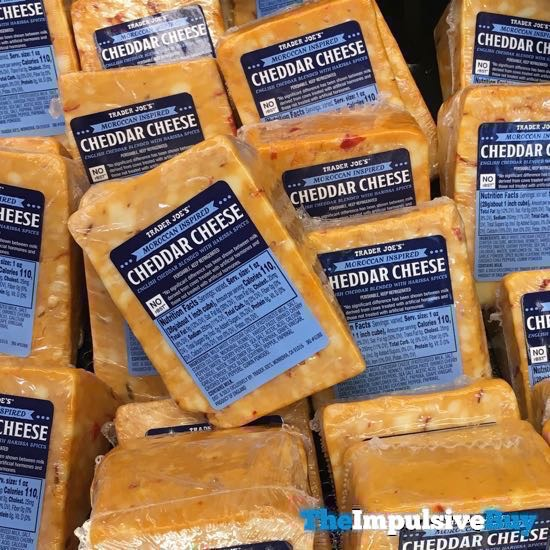 Trader Joe s Morocca Inspired Cheddar Cheese