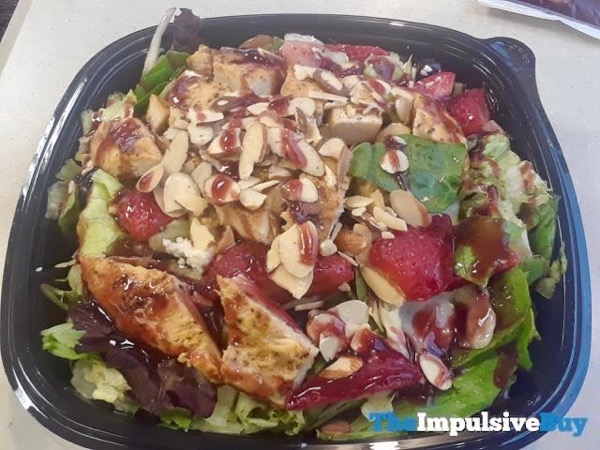 Wendy s Berry Burst Chicken Salad