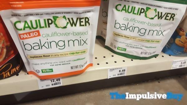 Caulipower Baking Mix and Paleo Baking Mix
