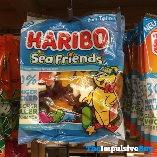 Haribo Sea Friends