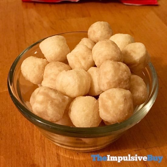 Herr s Sweet  n Crunchy Funnel Cake Snack Balls 2a
