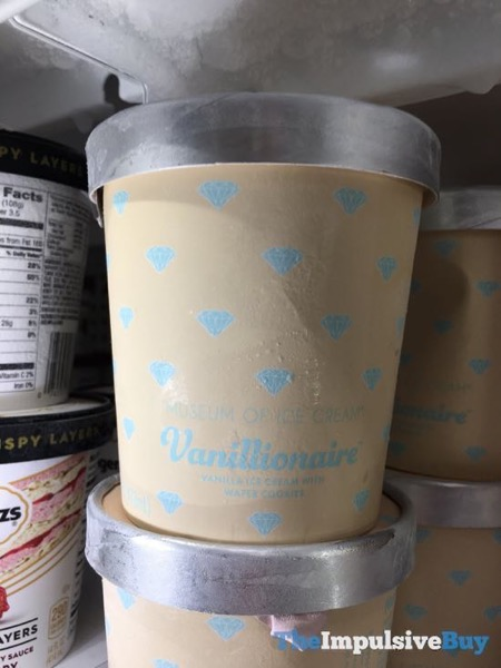 Museum of Ice Cream Vanillionaire Ice Cream