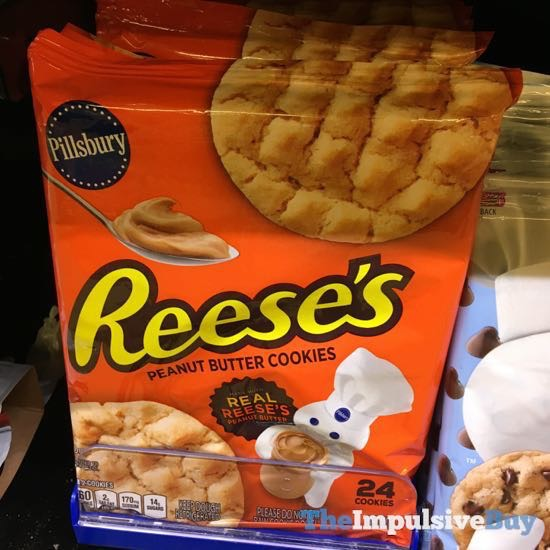 Pillsbury Reese s Peanut Butter Cookies