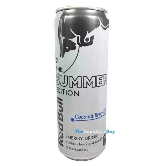 Red Bull The Summer Edition Coconut Berry Energy Drink