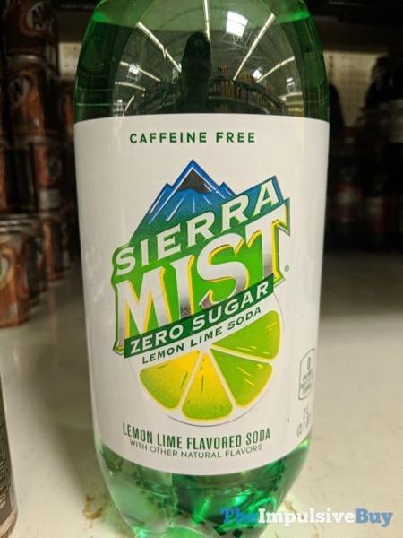 Sierra Mist  2018