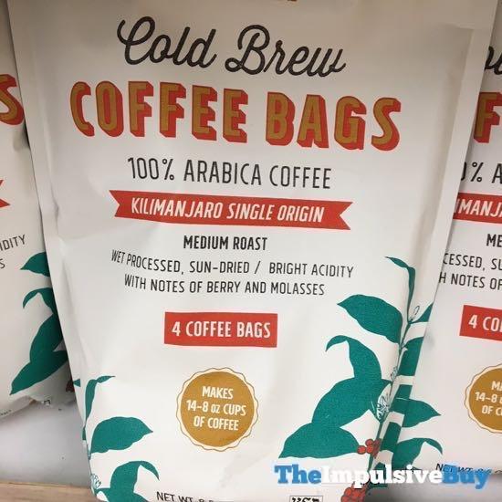 Trader Joe s Cold Brew Coffee Bags