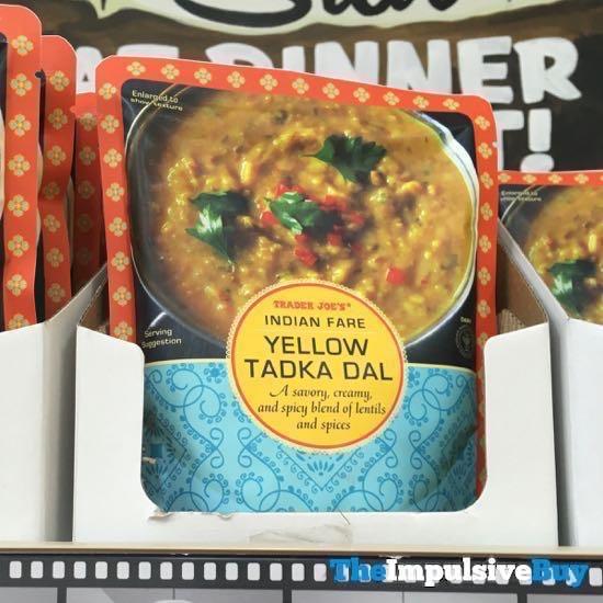 Trader Joe s Indian Fare Yellow Takda Dal