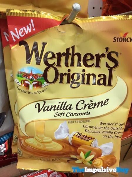 Werther s Original Vanilla Creme Soft Caramels