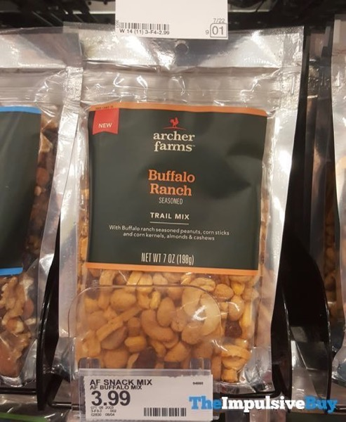 Archer Farms Buffalo Ranch Trail Mix