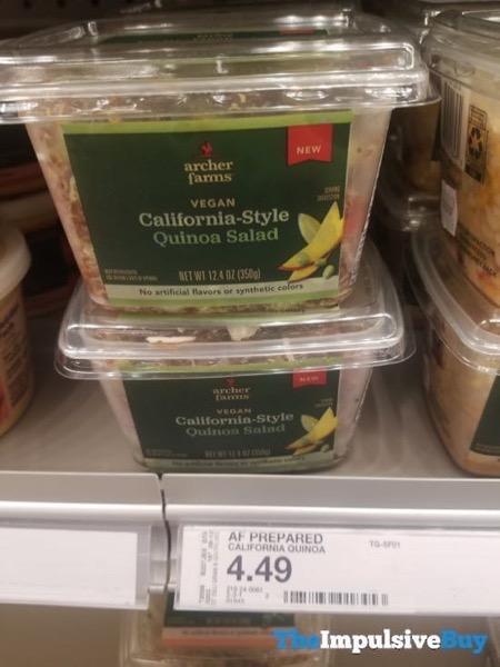 Archer Farms California  Style Quinoa Salad