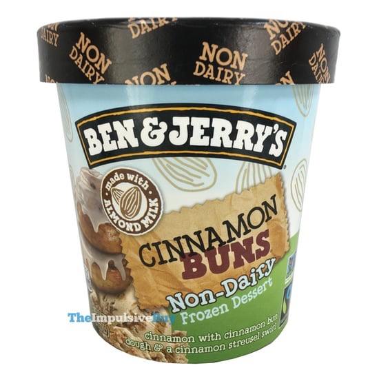 Ben  Jerry s Cinnamon Buns Non Dairy Frozen Dessert