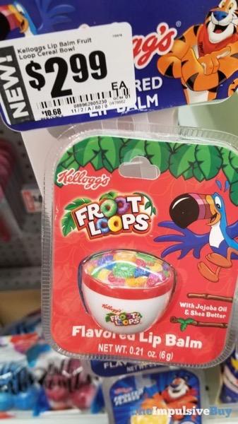 Kellogg s Froot Loops Lip Balm