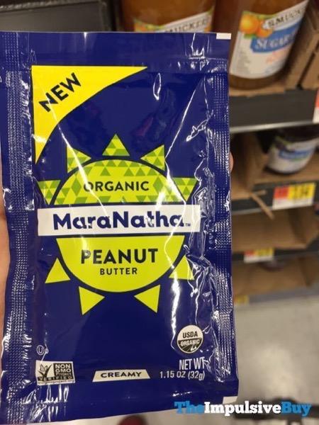 MaraNatha Peanut Butter Squeeze Pack