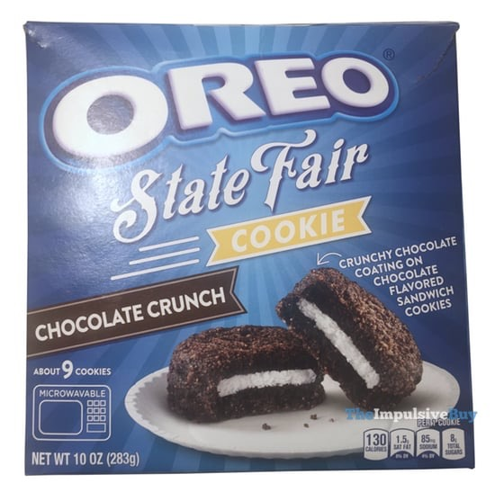 Oreo Chocolate Crunch State Fair Cookie