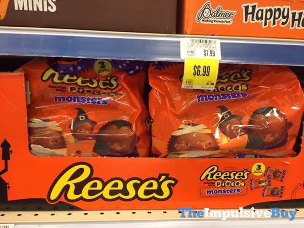 Reese s Stuffed with Pieces Monsters