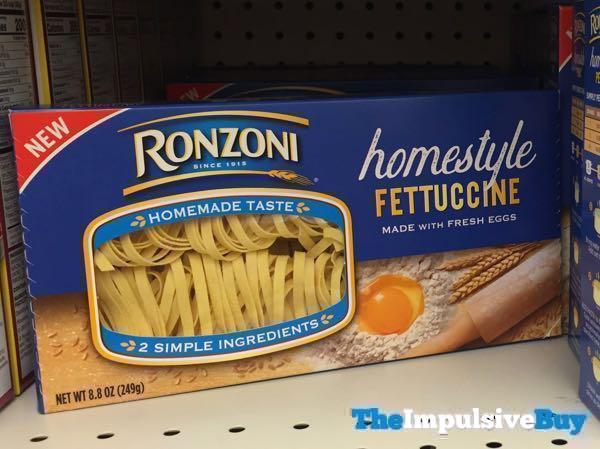 Ronzoni Homestyle Fettuccine