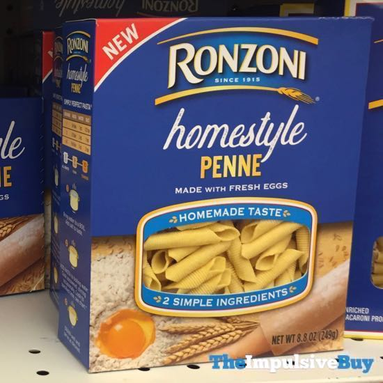 Ronzoni Homestyle Penne
