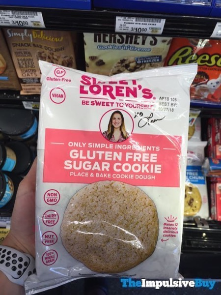 Sweet Loren s Gluten Free Sugar Cookie Cookie Dough