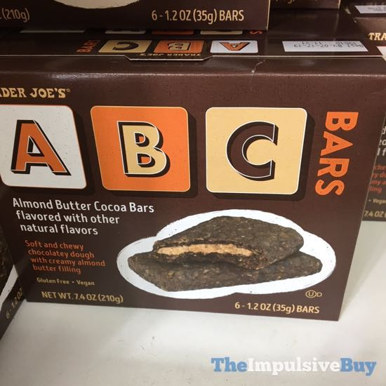 Trader Joe s ABC Bars