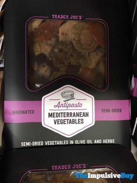 Trader Joe s Antipasto Mediterranean Vegetables