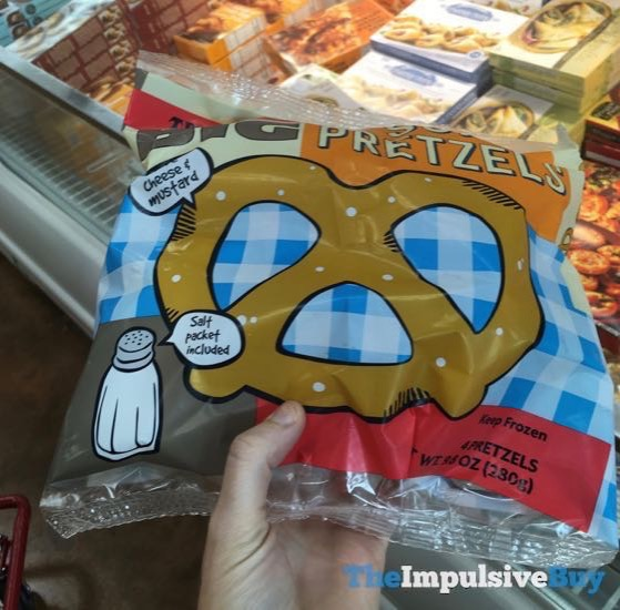 Trader Joe s Big Soft Pretzels