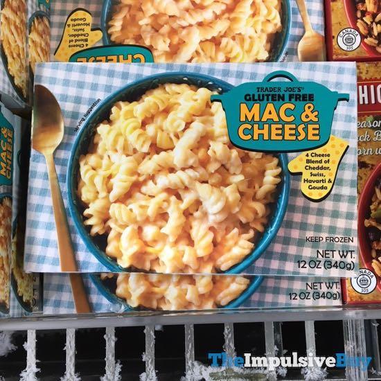 Trader Joe s Gluten Free Mac  Cheese