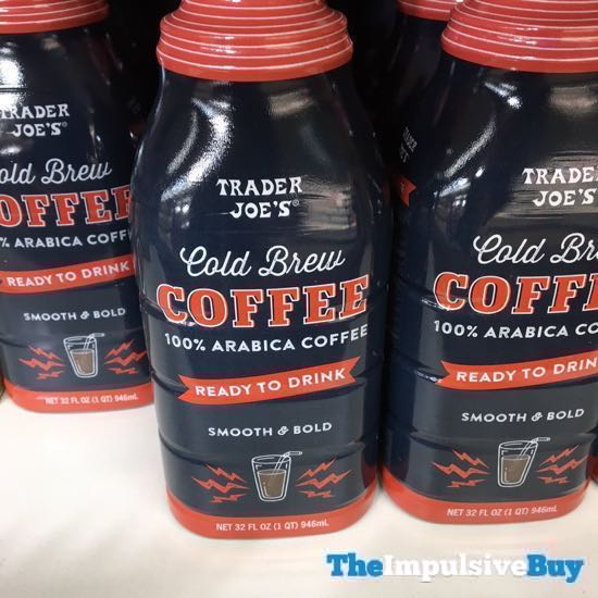 Trader Joe s Ready to Drink Cold Brew Coffee