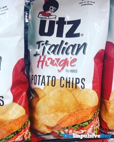 Utz Italian Hoagie Potato Chips