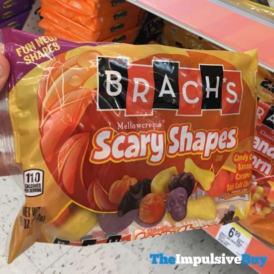 Brach s Mellowcreme Scary Shapes