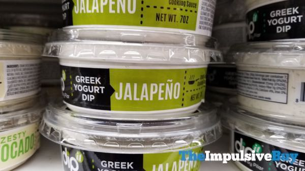 Dip It by Pilar Jalapeno Greek Yogurt Dip