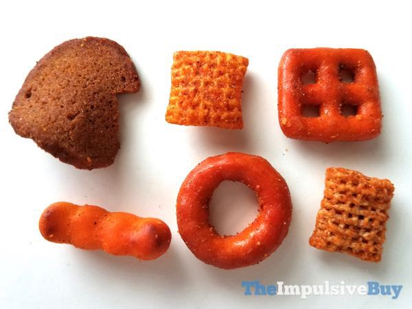 Ghost Pepper Chex Mix 3