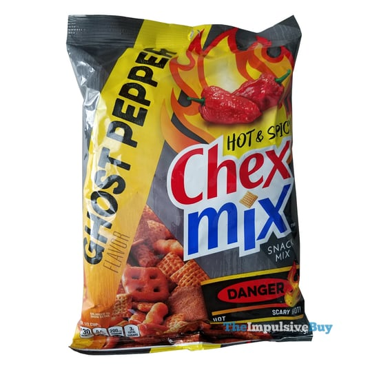 Ghost Pepper Chex Mix