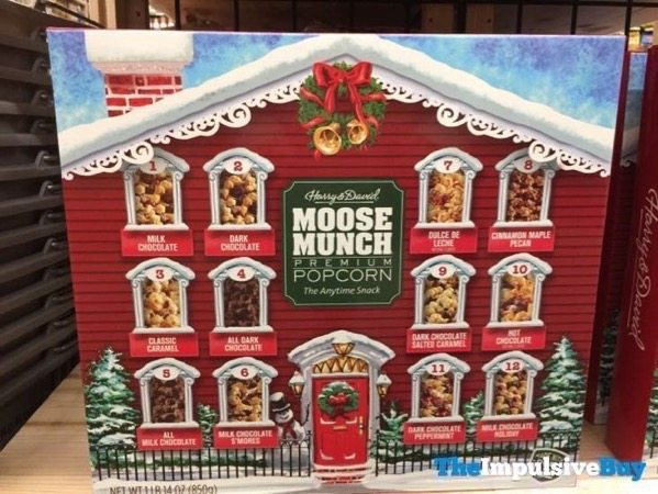Harry  David Moose Munch Premium Popcorn Variety Pack