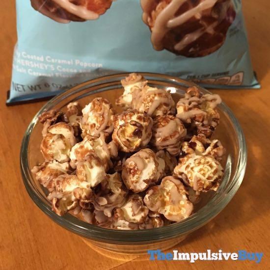 Hershey's Popcorn Sea Salt Caramel